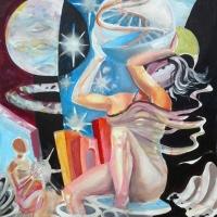 Museo Canova: A valorizzare l'arte canoviana a Possagno, il critico d'arte più famoso d'Italia Vittorio Sgarbi, tra gli artisti della collettiva Federico Tamburri