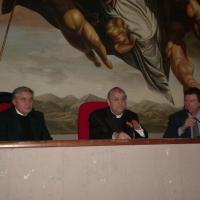 NAPOLI FORMAZIONE GIORNALISTI DELLA CAMPANIA CON IL SALUTO DEL CARDINALE SEPE.  di Antonio Castaldo