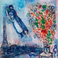 Palazzo Reale di Milano: finissage della mostra dedicata a Marc Chagall, l'esperto d'arte e manager di successo Salvo Nugnes fra gli invitati