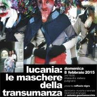 Le Maschere della transumanza in mostra a Putignano