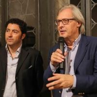 Grande il successo dell'evento organizzato da Salvo Nugnes, presidente di Spoleto Arte, presso la Casa Natale di Gabriele D'Annunzio, tra i partner dell'evento il ristorante Marechiaro