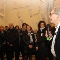 Il manager produttore Salvo Nugnes dichiara: Torna dopo le innumerevoli richieste Vittorio Sgarbi come guida straordinaria al Museo Gipsoteca Canova di Possagno