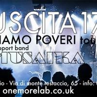 USCITA17 + MUSAIKA || 15 Febbraio '15 @ ConteStaccio || FREE ENTRY