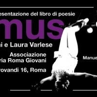 Presentazione a Roma del libro di poesie Animus