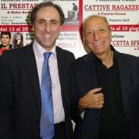 Antonello De Pierro si batte per la libertà di satira e va alla prima di Pippo Franco