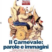 """""""Il Carnevale: parole e immagini"""": una mostra all'Archivio di Stato di Bari"""
