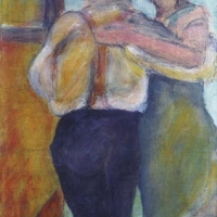 L'arte di Fabrizio Berti in mostra presso la rinomata Milano Art Gallery , con la straordinaria presenza di Dalila Di Lazzaro in conferenza.