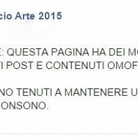 Attaccata la pagina Facebook dell'Artista Valentina Puccio