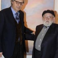 """Milano Art Gallery: intervista a Luciano Berruti sulla mostra personale curata da Vittorio Sgarbi """"L'essenza del colore"""""""