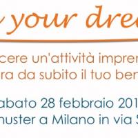 Live Your Dream - Un'opportunità imprenditoriale in un periodo di crisi
