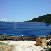 Impianto Fotovoltaico SyEnergy apre all'energia verde
