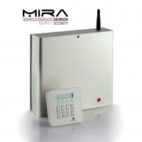 MIRA: la nuova centrale d'allarme Made in Italy bella e affidabile