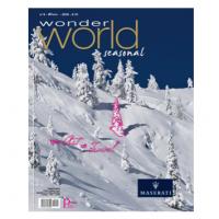 Con Platinum Media Lab i sogni sono prodotti editoriali ad alto livello: Wonder Cortina, Wonder World Seasonal e The One Yacht & Design.