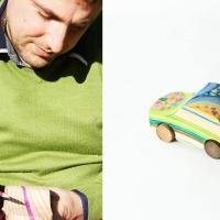 """Matteo Ragni firma """"Her little car"""", oggetto di design dall'anima green dedicato alle donne: disponibile dall'8 marzo su www.just99.com"""