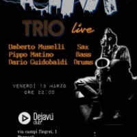 L'Um Trio: il jazz al ritmo del cuore