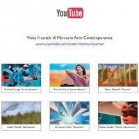 I videoclip di Mercurio Arte Contemporanea