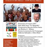 """""""Antifascismo e dintorni"""": una serata con film e libri domenica 22 marzo"""