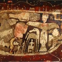 Gesine Arps, una nuova Chagall in mostra a Padova