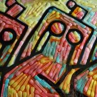 """La camaleontica artista Silvia Tuccimei inaugura la prestigiosa  mostra """"Out of Canvas"""" allestita presso Istituto Italiano Di Cultura Di Sydney"""