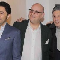 """Alla Milano Art Gallery grande inaugurazione della mostra """"Forme ed equilibri"""" con ospite lo stimato  Prof. Francesco Alberoni"""