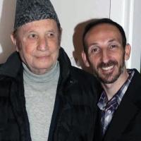 Alla Milano Art Gallery il cantante  Luca Maris fra gli ospiti di spicco alla presentazione del libro di Giulio Alberoni