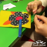Atelier Piccoli Stilisti è la prima scuola di moda dedicata ai più piccoli.