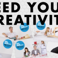 "5 ICONE DEL DESIGN PROTAGONISTE DELLA NUOVA CAMPAGNA CORPORATE DI POLI.DESIGN BASATA SUL CLAIM ""FEED YOUR CREATIVITY"""