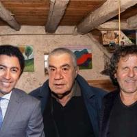 """Toni Zarpellon espone i suoi dipinti alla """"Milano Art Gallery"""" in una mostra promossa da Promoter Arte"""