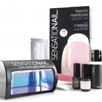Sensationail presenta la FRENCH MANICURE in gel semipermanente!