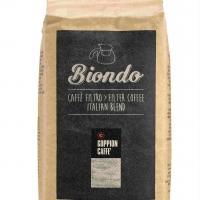 BIONDO: IL CAFFÈ LUNGO GOPPION