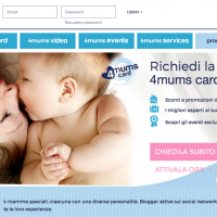ON LINE WWW.4MUMS.IT: IL NUOVO PROGETTO BAYER BEPANTHENOL DEDICATO ALLE MAMME