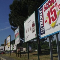 Affissione cartelloni pubblicitari Roma