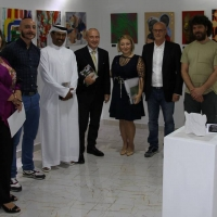 Grande successo per Italian Soul Contemporary Art in UAE