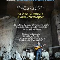 Il sound di Mario Romano Quartieri Jazz al Tunnel Borbonico