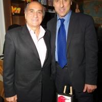 Pino Ammendola diventa scrittore con Scarpediem, Antonello De Pierro lo sostiene