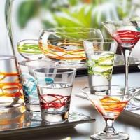 I bicchieri da bibita e le bevande da preparare in casa