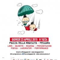 Edizioni Psiconline a #PESCARALEGGEPERCHÉ – 23 aprile 2015