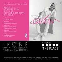 IKONS: 20 opere iconiche di Karim Rashid