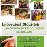 Laboratori didattici di archeologia per bambini