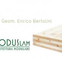Lo Studio Bertolini di Calestano (PR) sceglie i pannelli Xlam per le sue case ecologiche