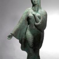 """Venezia: In mostra per la collettiva """"Pro Biennale"""" presso la prestigiosa Milano Art Gallery l'arte di Karen Salicath Jamali, con la partecipazione di Vittorio Sgarbi"""