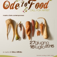 Call for Artist: Milano Art Week - Ode to Food
