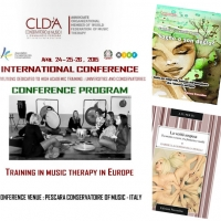 Sogno o son desto? di Gabriella Giordanella Perilli - Edizioni Psiconline all'International   Conference Training in Music Therapy in Europe