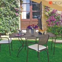 Arredo Giardino: Scegliere tavoli da giardino in ferro