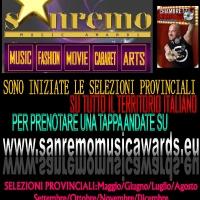 NUOVE TAPPE ALL'ESTERO PER IL SANREMO MUSIC AWARDS E FORMULA RINNOVATA PER L'ITALIA