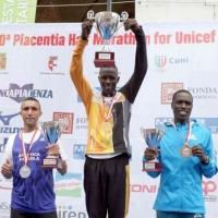 atleticanotizie: Piacenza Half Marathon, dominio keniano da record