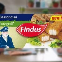Findus presenta… i nuovi Bastoncini Integrali
