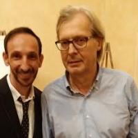 Milano Art Gallery: gli elogi del cantautore Luca Maris per la mostra su Gino De Dominicis curata da Sgarbi