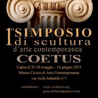 """CALL FOR ARTIST: 1° SIMPOSIO NAZIONALE DI SCULTURA """"COETUS"""""""