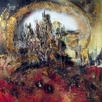 """Milano art Gallery: La talentuosa pittrice Lisa Etterich, e altri rinomati artisti, in mostra  a Venezia per  """"Pro Biennale"""" con ospite speciale il Prof. Sgarbi"""